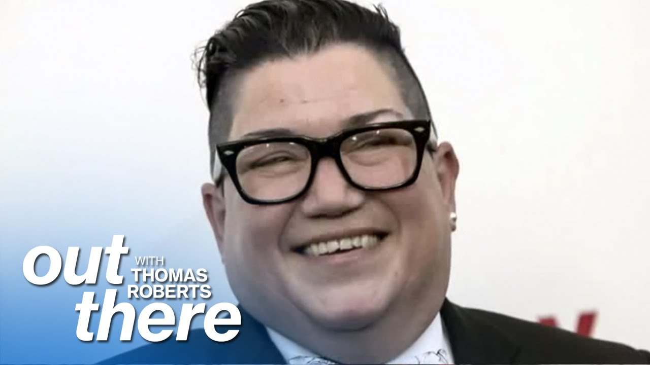 Lea Delaria Shuts Down Anti-Gay Preacher | Out There | msnbc thumbnail