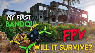 My First Ever Bando Freestyle | FPV