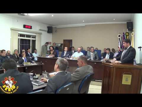 Sessão Solene dia 27 de Março de 2017 Juquitiba 52 anos - Willians Soares