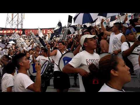 """""""la banda entrando a la cALdera!"""" Barra: Comando SVR • Club: Alianza Lima • País: Peru"""