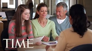 Advice On The College Admissions Process   TIME