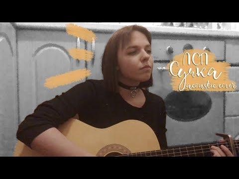 лсп - сучка (acoustic cover)