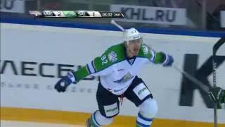 Igor Makarov amazing goal ties the game