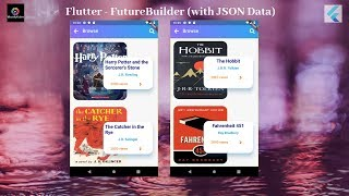 Flutter Tutorial - Flutter FutureBuilder (with JSONData)
