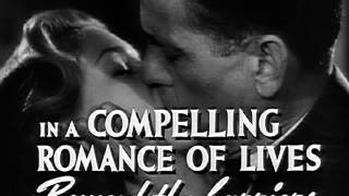 Trailer of Dark Passage (1947)