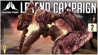 Faction Introductions and a Surprise Ambush! - Phoenix Point - Legend Campaign - Part 2
