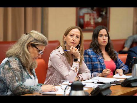 """Marta González: """"Sánchez se esconde y no da explicaciones a los españoles en el Parlamento"""""""