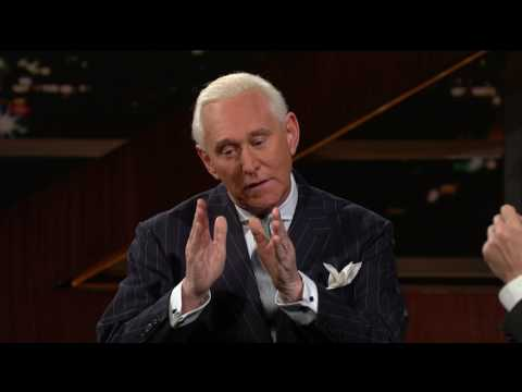 Roger Stone: Trump's Albino Assassin | Real Time with Bill Maher (HBO)