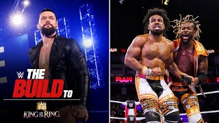 Finn Balor Compares WWE King Of The Ring To Japanese Tournaments