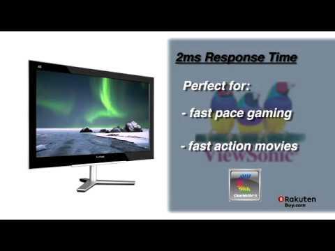 ViewSonic VX2460h-LED 24