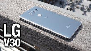 This is the LG V30, and it rocks!