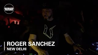 Gambar cover Roger Sanchez Boiler Room New Delhi Budweiser DJ Set