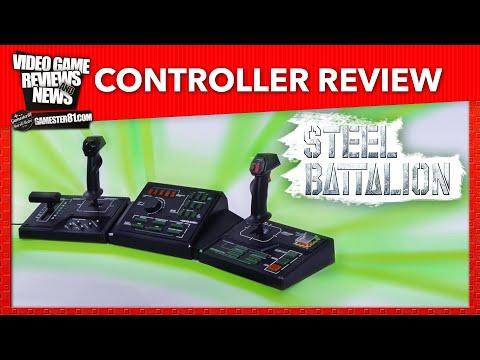 steel battalion xbox 360