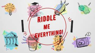 Try These 11 Riddles To Test your IQ || Riddle Me Everything!
