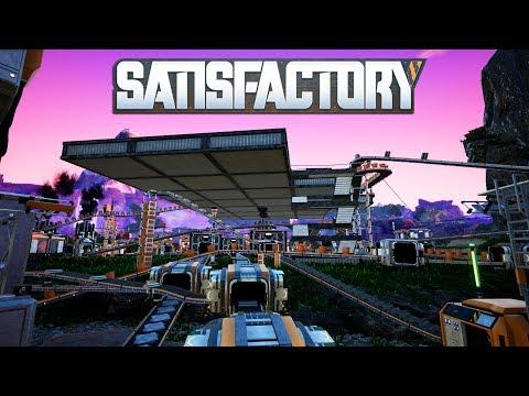 Druhé Patro + Další pokrok - Satisfactory - díl 17 - Nakashi