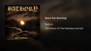 Born For Burning