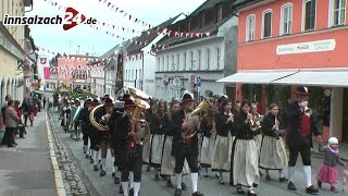 preview picture of video 'Haager Herbstfest: Der große Jubiläumseinzug'
