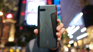 Asus ROG Phone II Tencent Edition Deep Dive