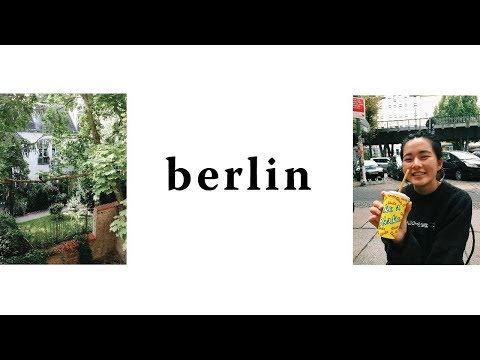 ✨arriving in berlin✨  studying abroad 德国留学