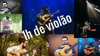 1H DE VIOLÃO SOLO! Com Diogo Oliveira