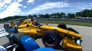 INDYCAR Remix: 2016 Kohler Grand Prix At Road America