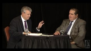 Click to play: Uncommon Knowledge with Justice Antonin Scalia - Event Video