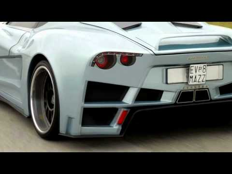 Mazzanti Evantra - The first official video (Mazzanti Automobili)