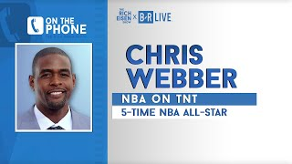 Chris Webber Talks Trae Young, Warriors, Knicks, Clippers & More with Rich Eisen | Full Interview