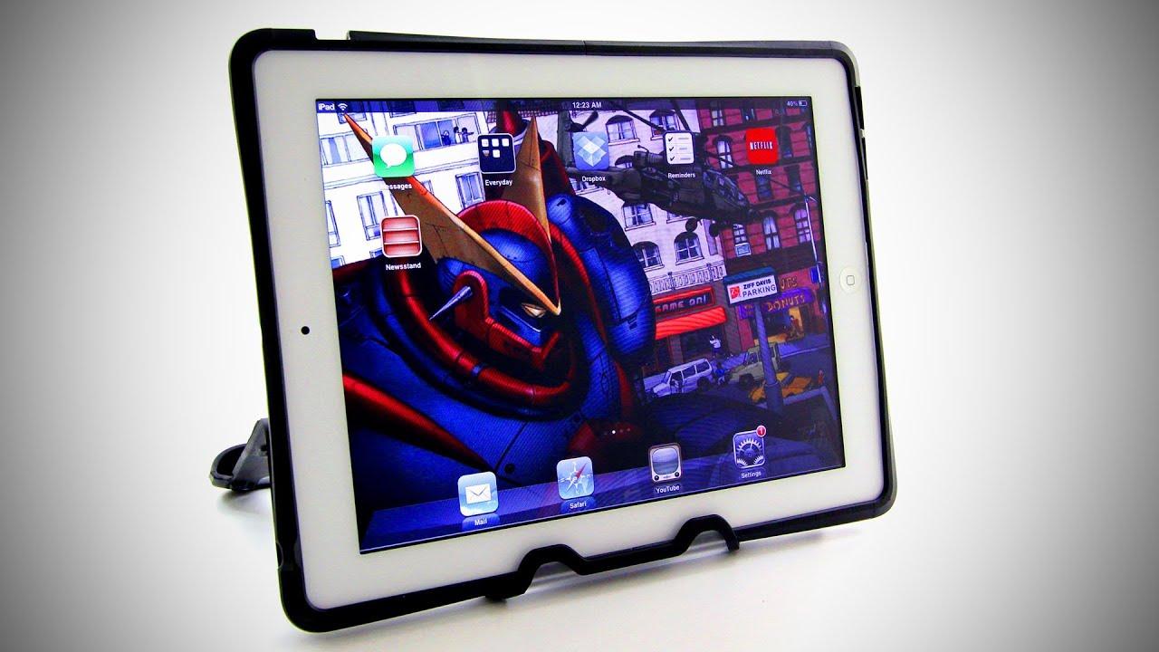 Otterbox Reflex Series iPad 2 Case Unboxing thumbnail