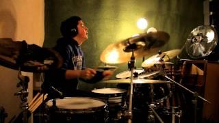 Anthony Marangella - Fair to Midland - Rikki Tikki Tavi (Drum Cover)
