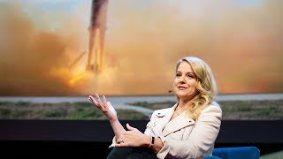 SpaceX's plan to fly you across the globe in 30 minutes | Gwynne Shotwell
