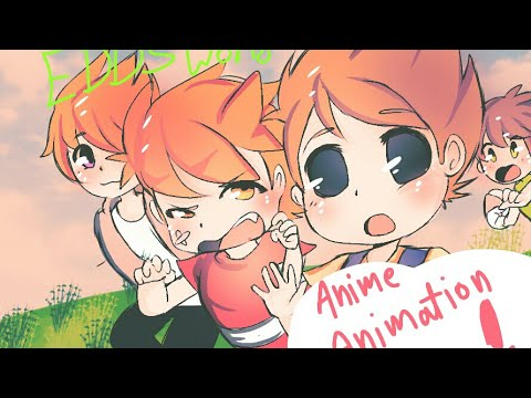 Eddsworld anime animation !
