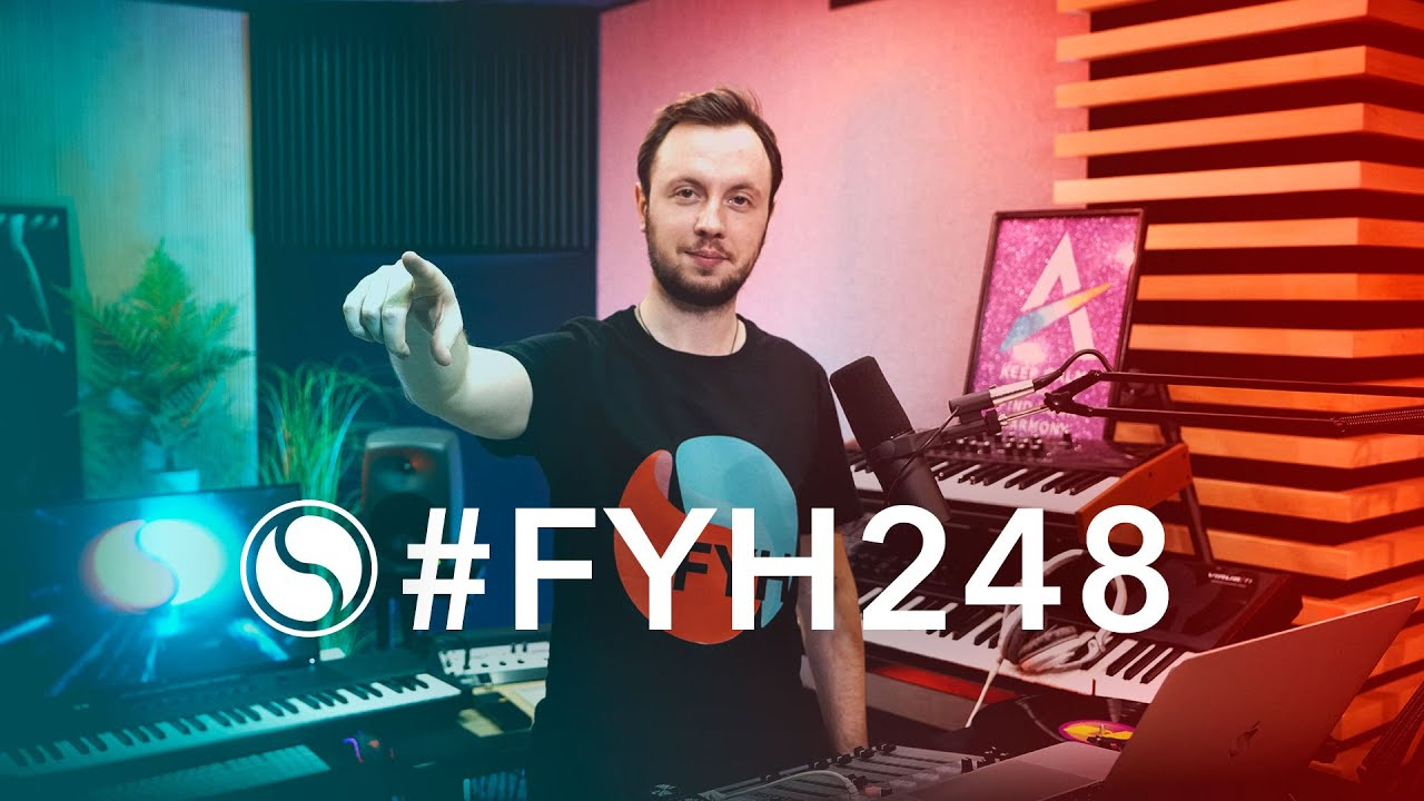 Andrew Rayel - Live @ Find Your Harmony Episode 248 (#FYH248​) 2021
