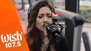 Moira Dela Torre performs \