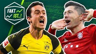 Fakt ist..! BVB siegt im Revierderby! Freiburg schlägt RB! Bundesliga Rückblick 14. Spieltag 18/19