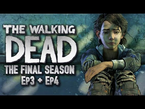 Telltale's The Walking Dead: The Final Season Episode 3 & 4 with Danz Newz