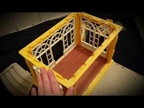 Playmobil Puppenhaus Weihnachten Pavillon 5300 5301 5303 Aufbau Nostalgie Rarität Liebhaber Kinder