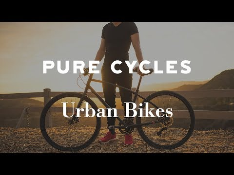 Pure Cycles Urban Commuter Bikes