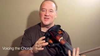 "How to Voice Chords and ""Comp"" on Violin/Cello"