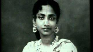Geeta Dutt  So Ja Mere Laal Sojaa  Film  Aadhi Roti 1957