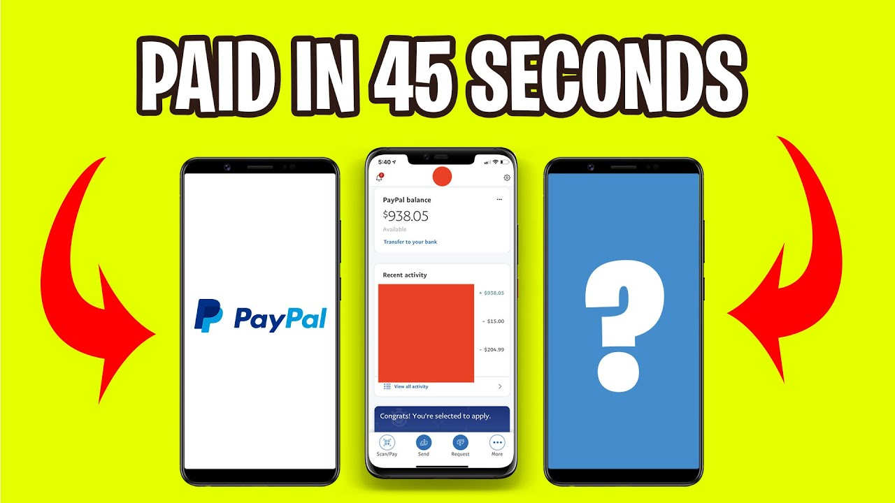 5 Apps That PAY YOU $150 IN PAYPAL CASH (Earn Money Online Today) thumbnail