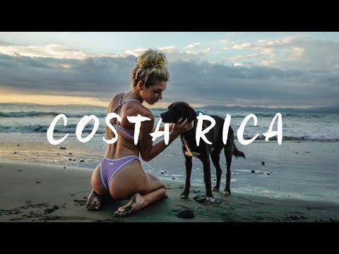 COSTA RICA - HoakaGirlsTrip with LYSANDRE NADEAU.