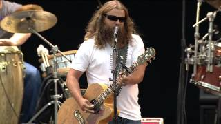 Jamey Johnson - High Cost Of Living (Live At Farm Aid 2012)