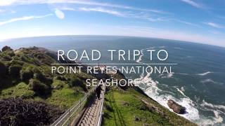 Point Reyes National Seashore, San Francisco