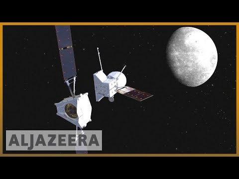 🚀Scientists launch BepiColombo spacecraft to explore Mercury l Al Jazeera English
