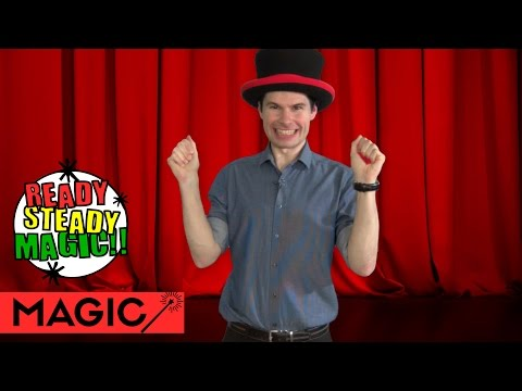 Magic Shapes Game | Ready Steady Magic