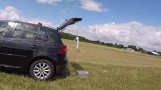 Racing Drone fun