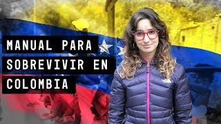 Manual de supervivencia para migrantes venezolanos - La Pulla