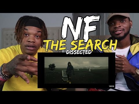 NF - The Search | DISSECTED/REACTION