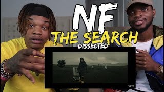 NF   The Search | DISSECTEDREACTION